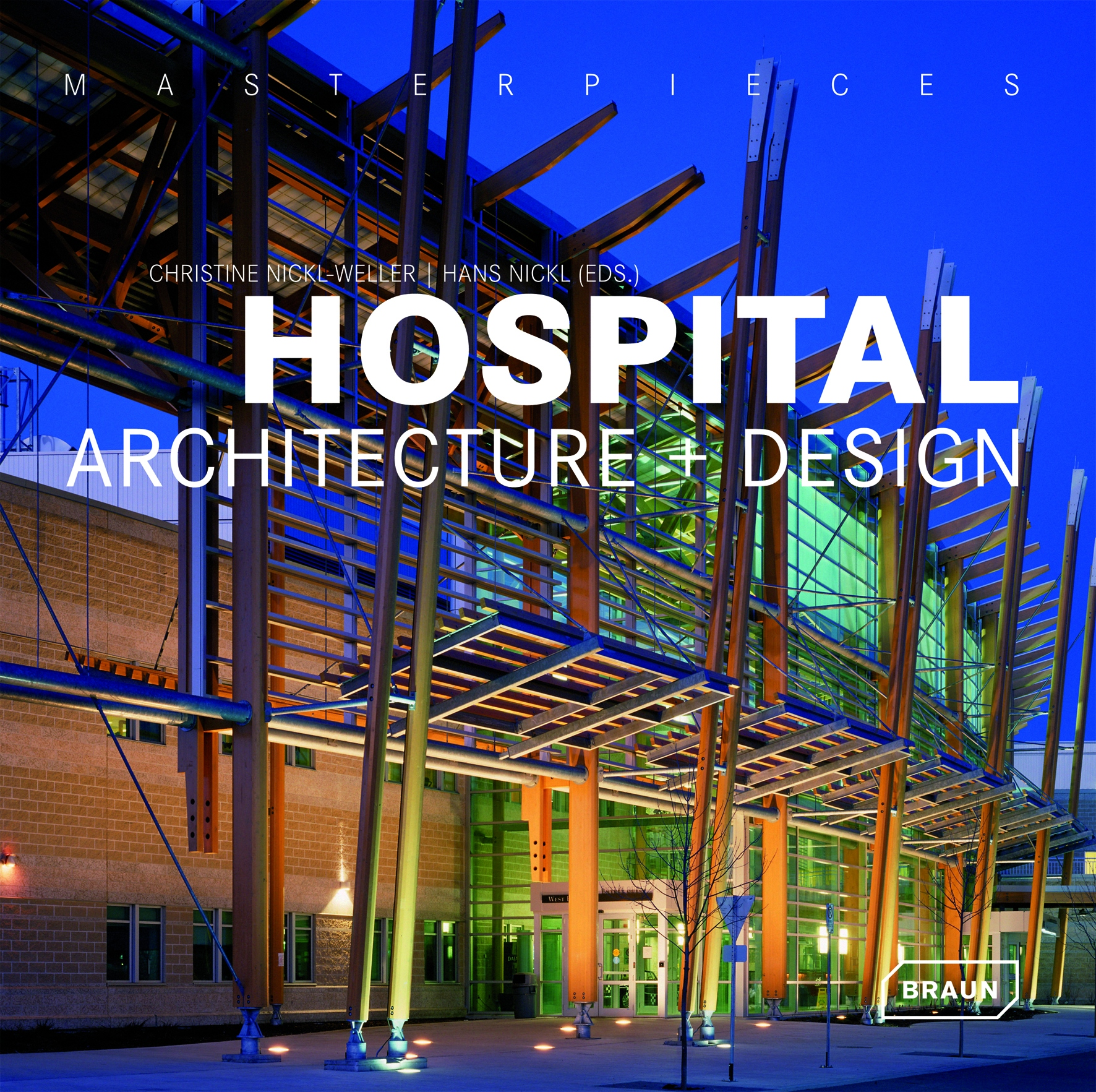 Masterpieces hospital architecture design architecture - Hospital planning and designing books pdf ...