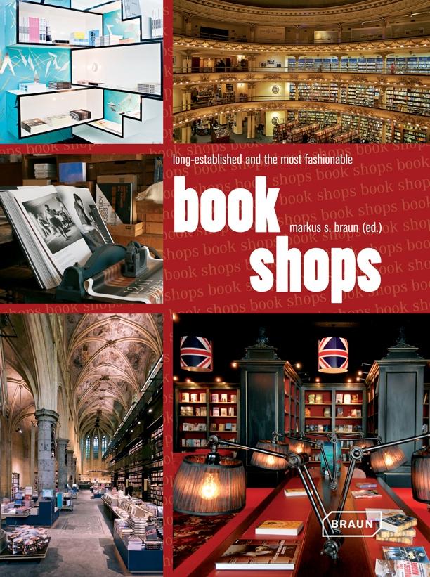 Bookshops Interior Design