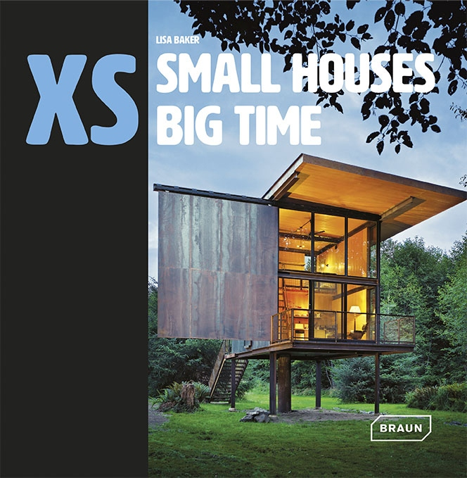 Xs small houses big time architektur braun publishing for Small house design books
