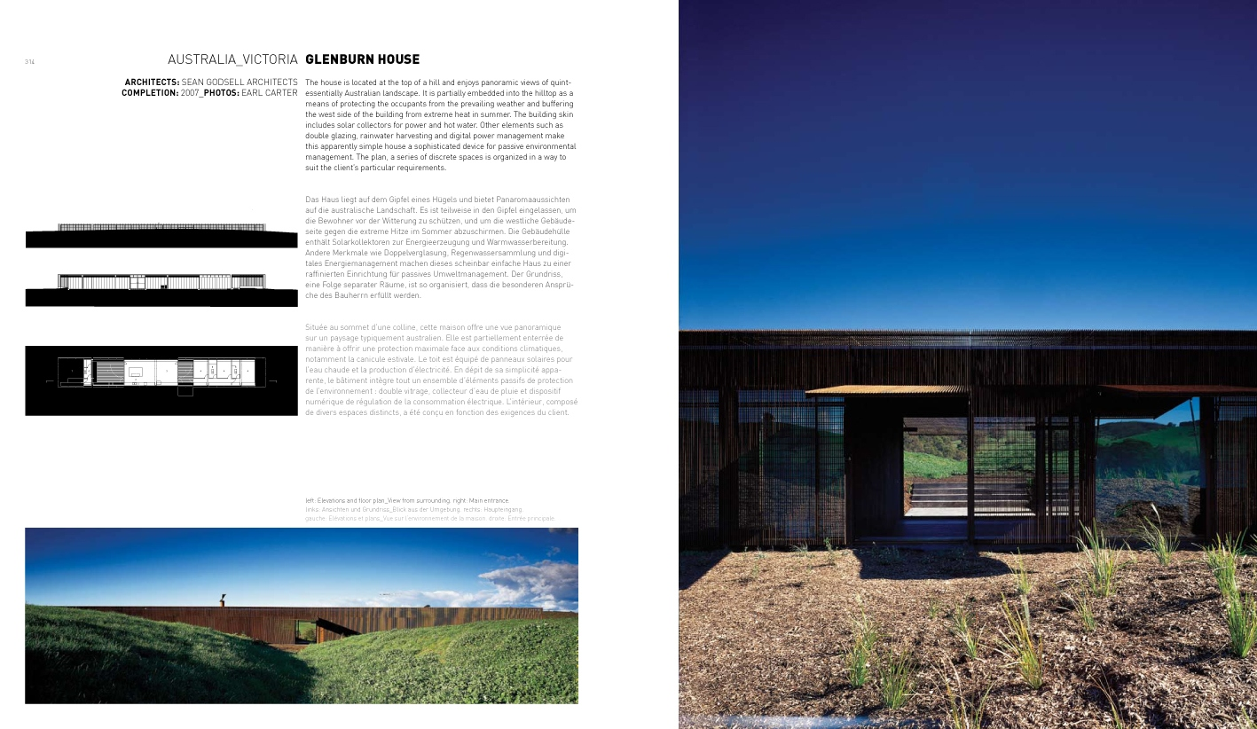 Collection Houses Architecture Braun Publishing