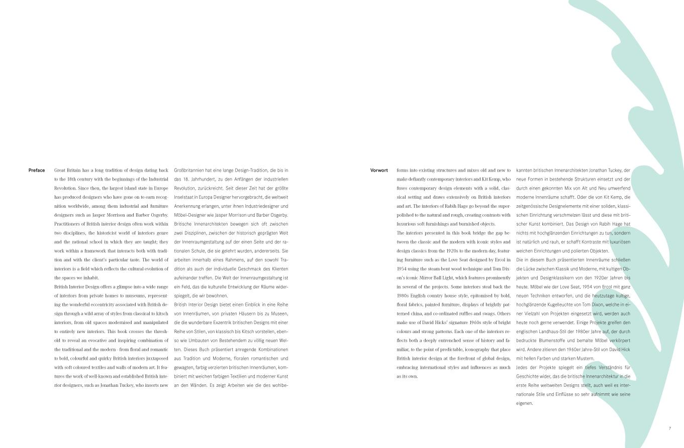 British Interior Design: Interior Design | Braun Publishing