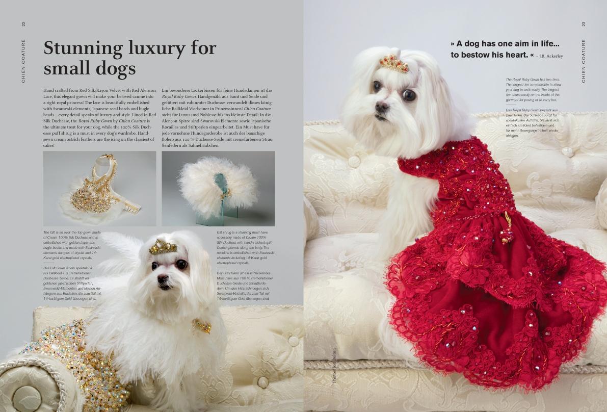 Luxurious Design for Dogs: Design | Braun Publishing