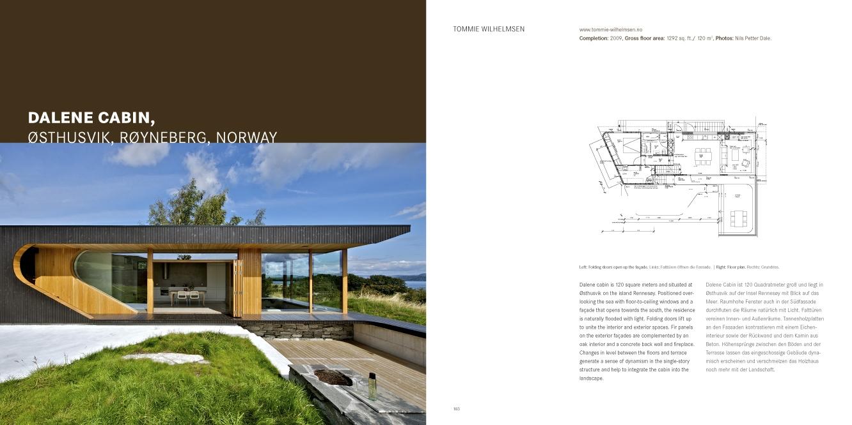 Masterpieces Bungalow Architecture Design Architektur Braun