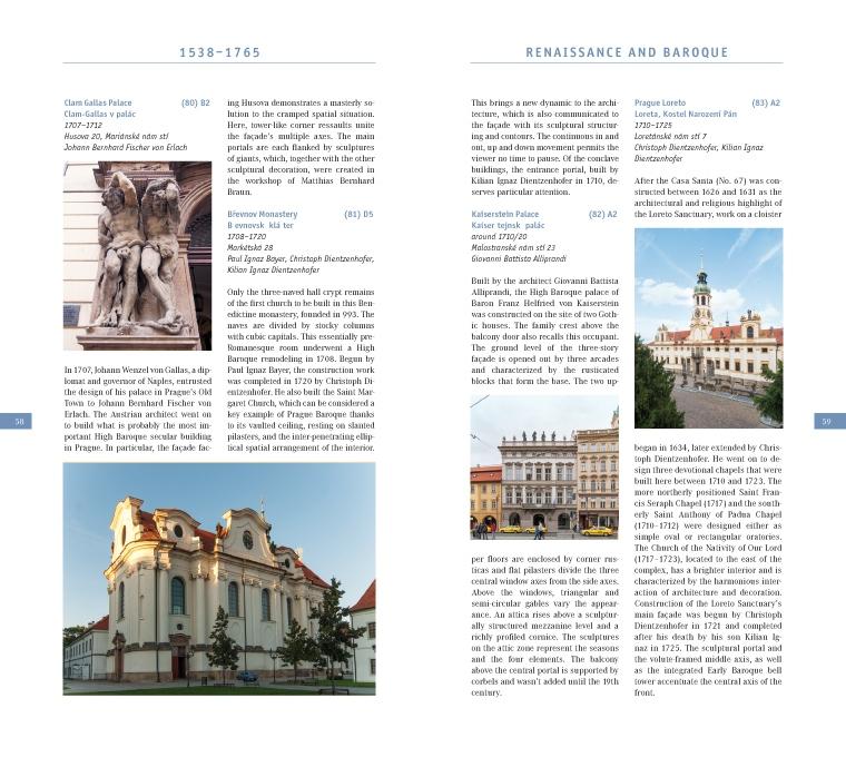 Attirant Prague   The Architecture Guide