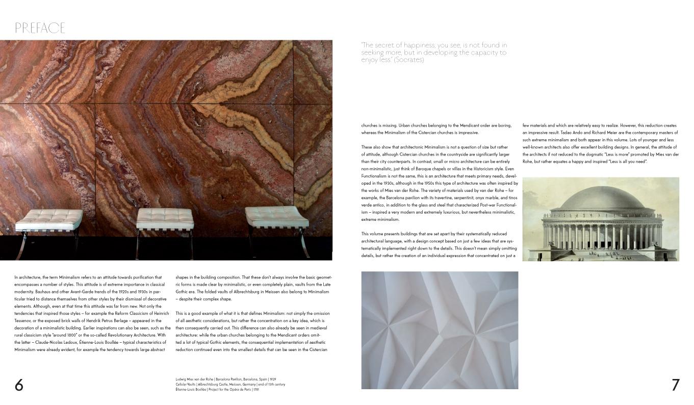 Extreme minimalism architektur braun publishing for Minimalismus extrem