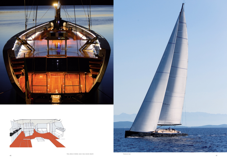 Sailing yachts innenarchitektur braun publishing for Innenarchitektur yacht