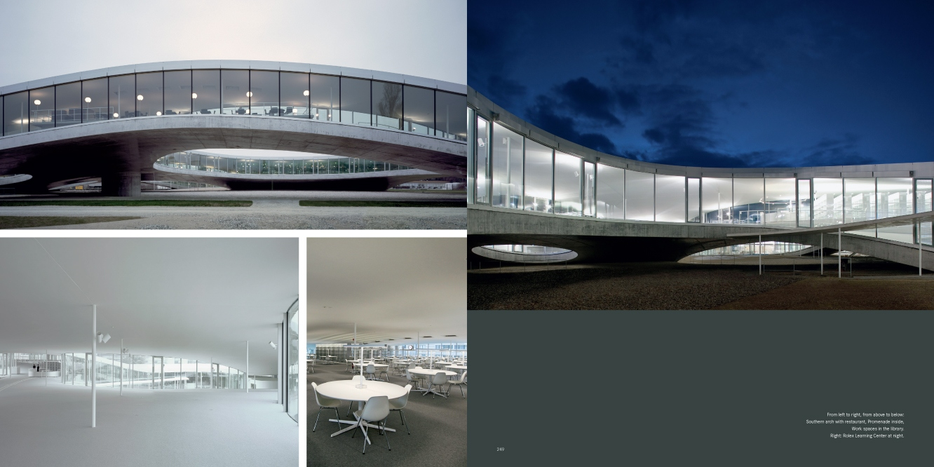 Architecture Design Library Learning Center By Zaha Hadid