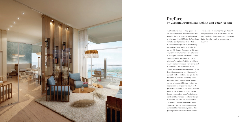 101 hotel baths spas interior design braun publishing for Design hotel 101