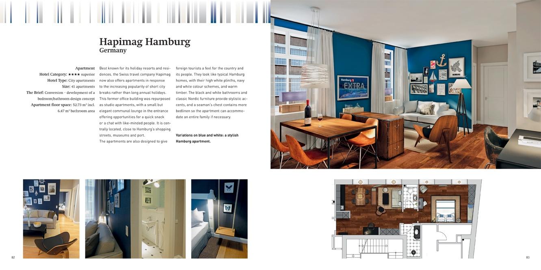 101 Hotel Rooms, Vol. 2: Interior Design  Braun Publishing