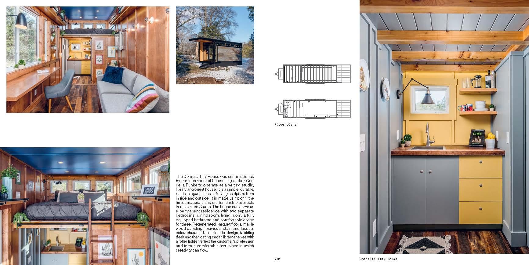 Tiny Interiors Interior Design Braun Publishing