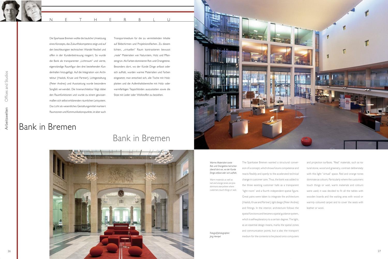 Raumkunst: Innenarchitektur   Braun Publishing