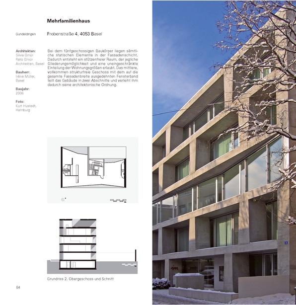 Architektur neues basel architektur braun publishing - Architektur basel ...